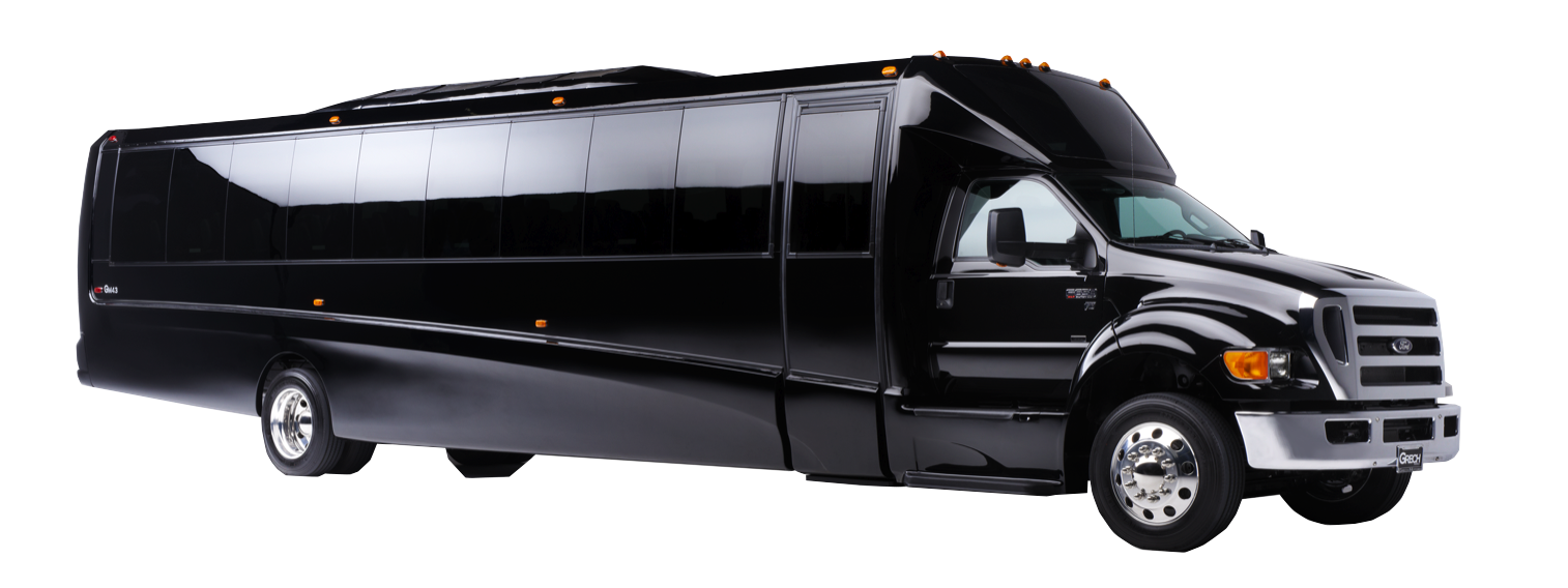 Deluxe Limo Bus 30
